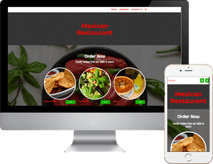 Mexican Restaurant Food Ordering