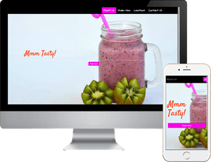 Smoothy Food Ordering