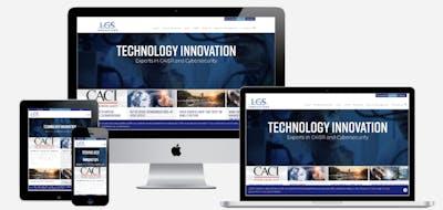 Responsive and desktop-adaptive beautiful websites
