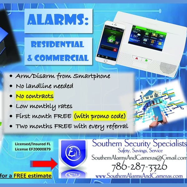 Affordable Alarms