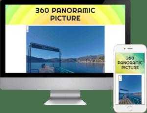 360 Panoramic Template