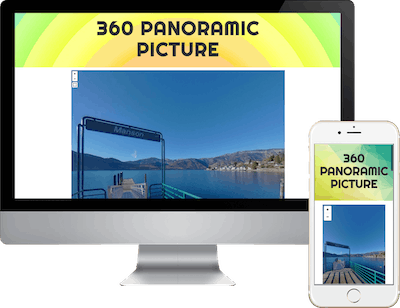 360 Panoramic Template