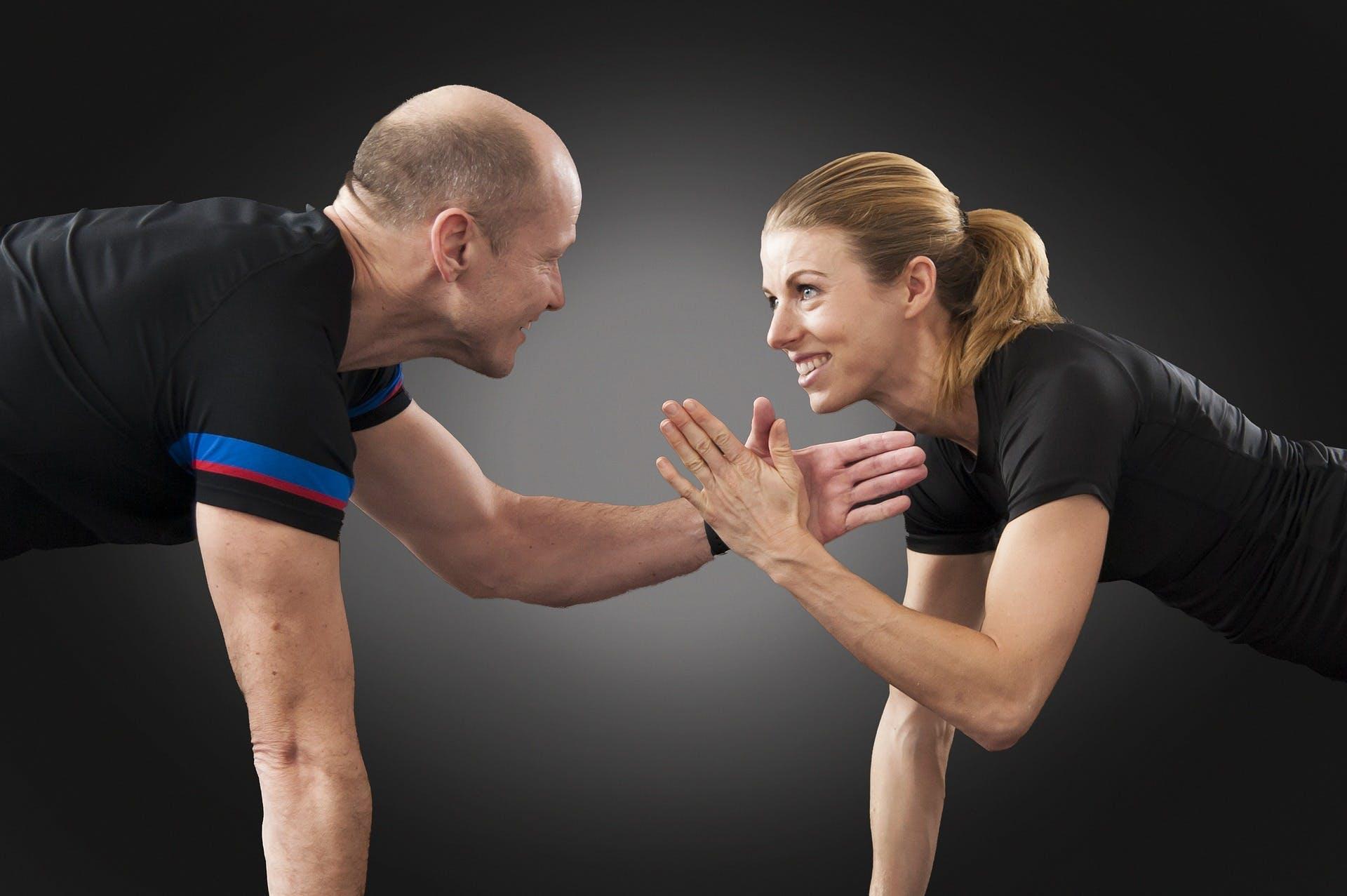 USAHOMEWORKOUTS.COM Partner Workout