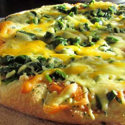 Specialty Pesto Pizza
