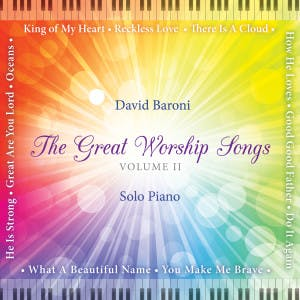 The Great Worship Songs solo piano vol. II