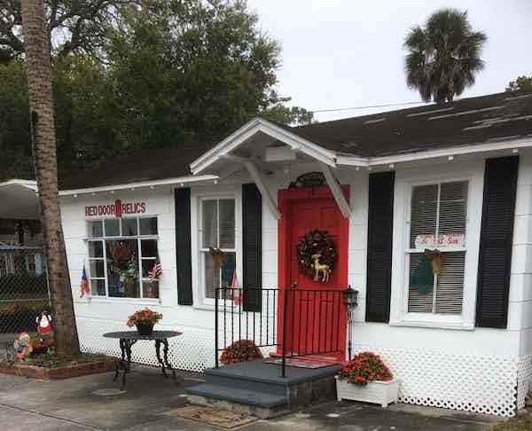 #17. Red Door Relics
