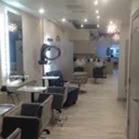 Ridgefield Salon Interior