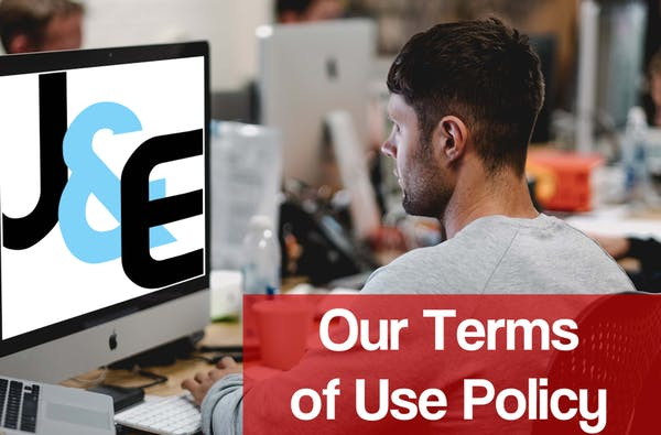 Our Terms of Use Policy