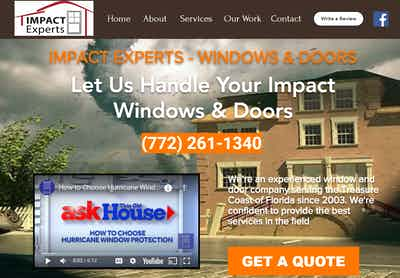 IMPACT EXPERTS - WINDOWS & DOORS
