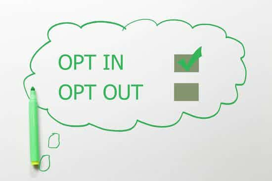 How to get Opt Ins