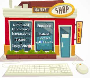 Complete E-Commerce Storefront