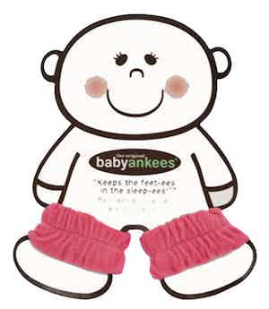 Baby Ankees Rosy Pink Single