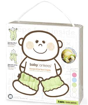 Baby Ankees Go Green 3-Pack