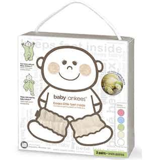 Baby Ankees Bunny Beige 3-Pack