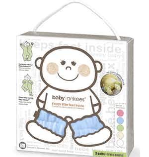 Baby Ankees Baby Blue Boo 3-Pack