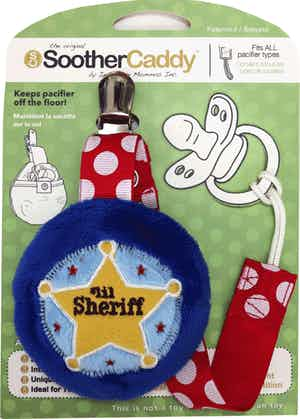 Soother Caddy L'll Sherriff