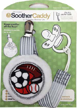 Soother Caddy Sports