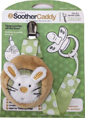 Soother Caddy Bunny Boo