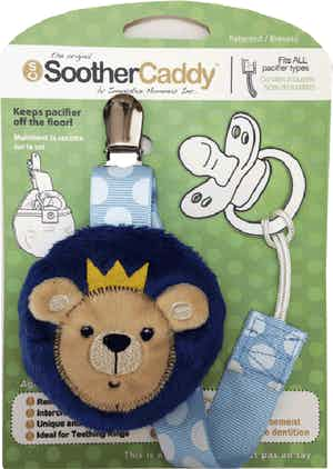 Soother Caddy Bear