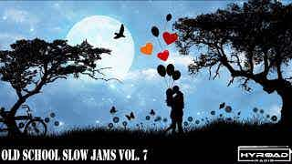 Old School R&B Slow Jams Mix