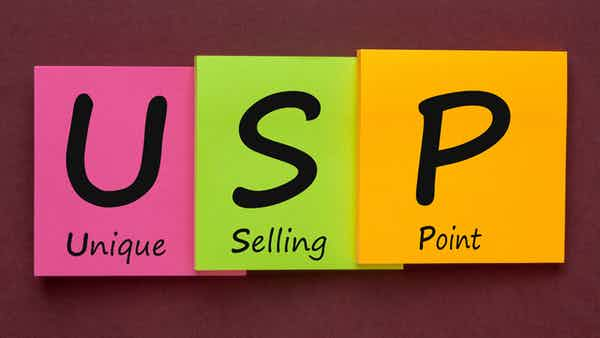 """What is your USP """"Unique Selling Proposition"""""""