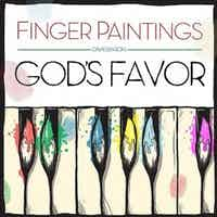 FingerPaintings: God's Favor