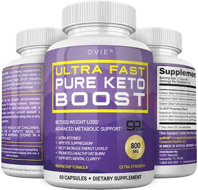 Ultra Fast Keto Reviews