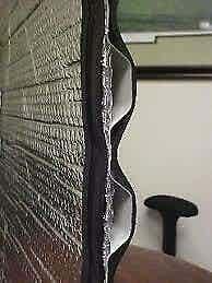 BEST EVER 6' x 7' Insulated Roll Up Door