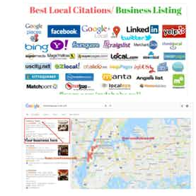 Google My Business / Local Citations