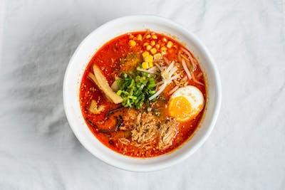 Spicy Curry Tonkotsu