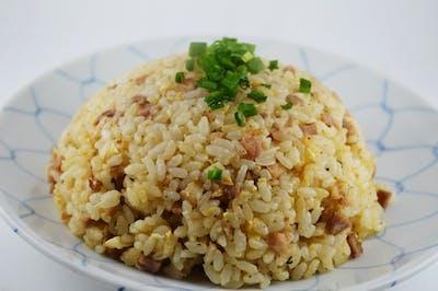 Char Siu Fried Rice ( Chicken or Pork Char Siu)