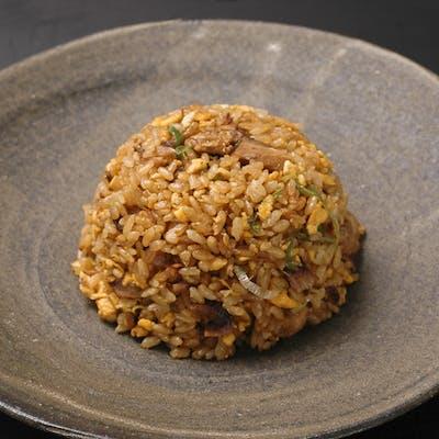 Black Fried Rice
