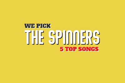 The Spinners Attached To The Greatness Of R&B History