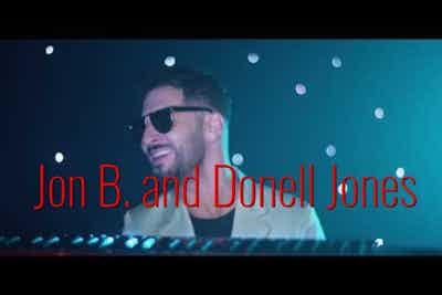 Jon B. and Donell Jones R&B Music Collaboration