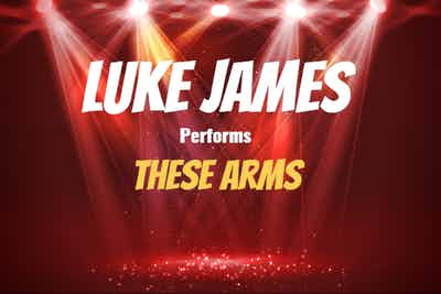 "Luke James Performs ""These Arms"""