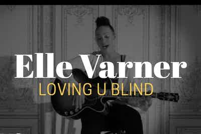 "Elle Varner New Video ""Loving U Blind"""