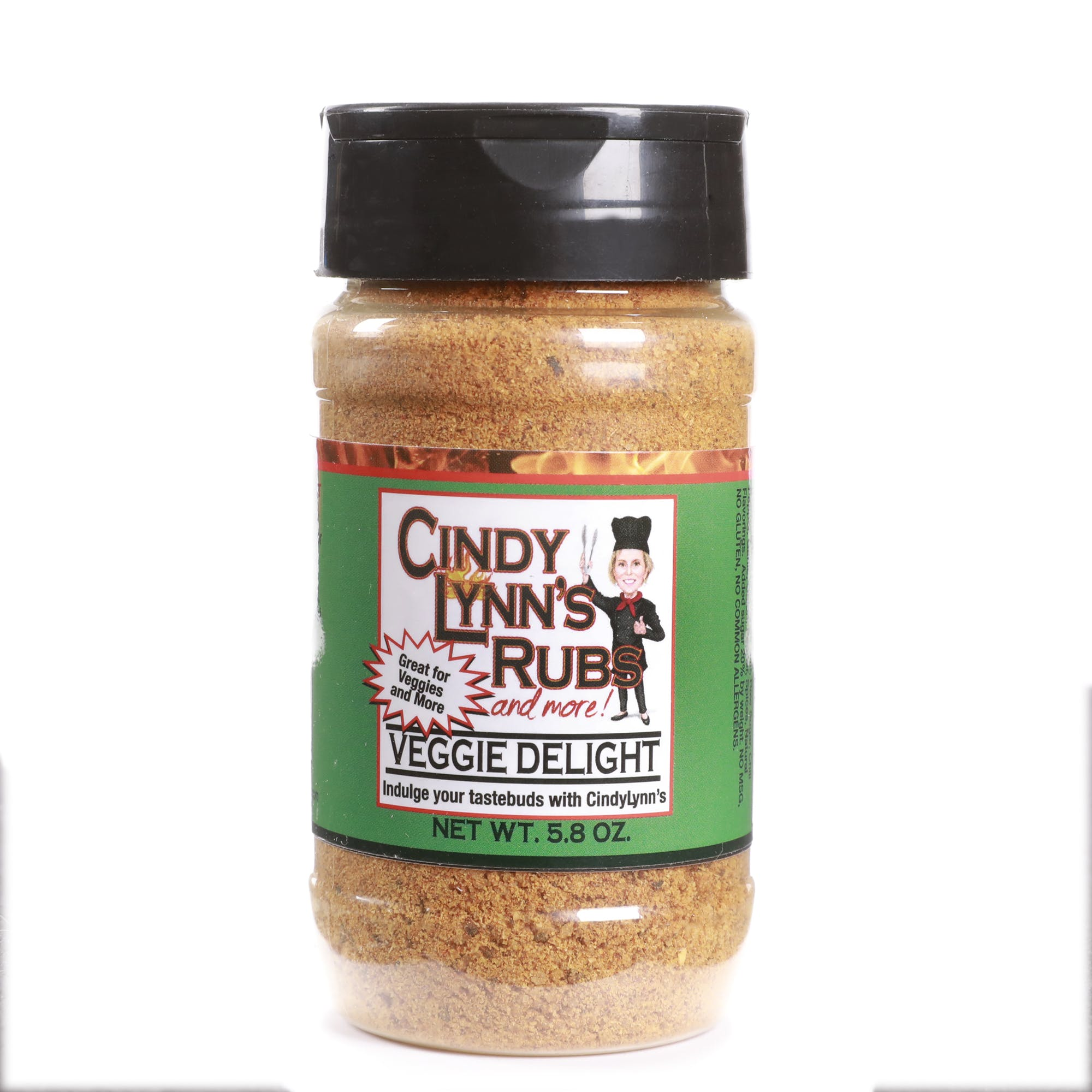 Big Kahuna Rub - Veggie Delight Rub