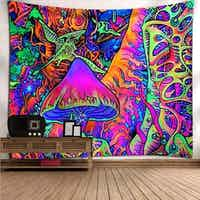 Wall Tapestry, Psychedelic Trippy Hippie