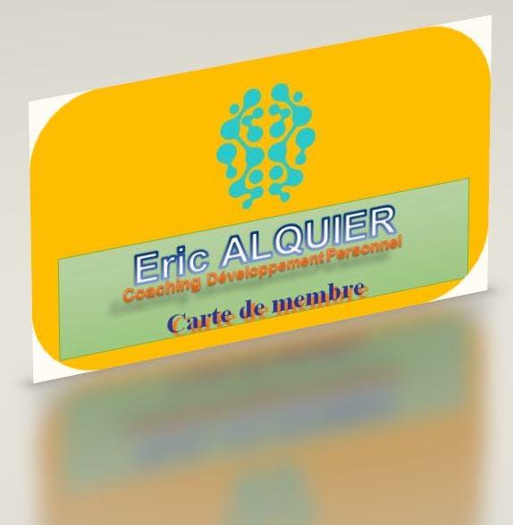 Carte privilège pour vos sessions de coaching remise octroyée par Eric Alquier Coach en développement personnel à Saint Pierre des Corps 37000