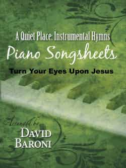 Turn Your Eyes Upon Jesus – Songsheet (PDF)