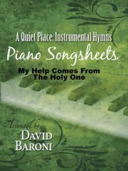 My Help Comes From The Holy One – Songsheet (PDF)