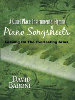 Leaning On The Everlasting Arms - Songsheet (PDF)