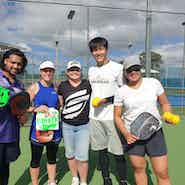 Beenleigh Mixed Doubles - First PAQ supported event