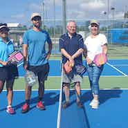 Beenleigh Mixed Doubles - Semi Final 1