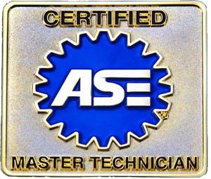 certified master technician