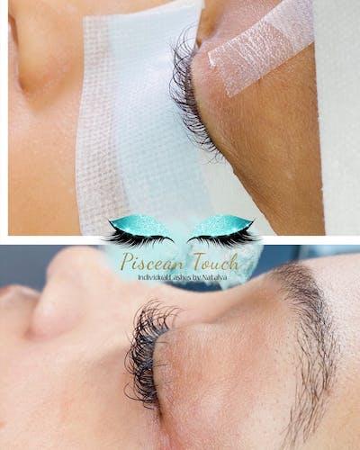 Individual Eyelash Set and Maintenance Care