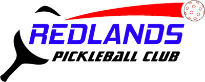 Redlands Pickleball Club logo