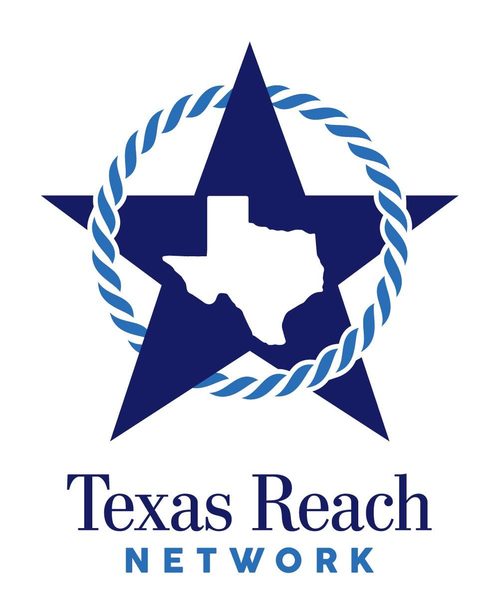 Texas Reach Network Logo
