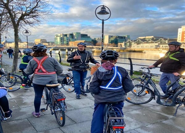 Dublin City Bike Tour