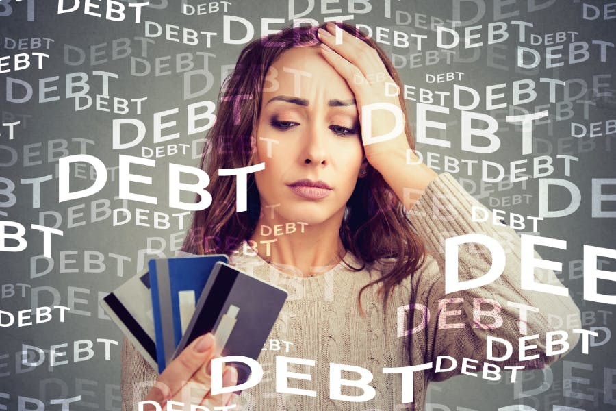 Helping you get out of debt